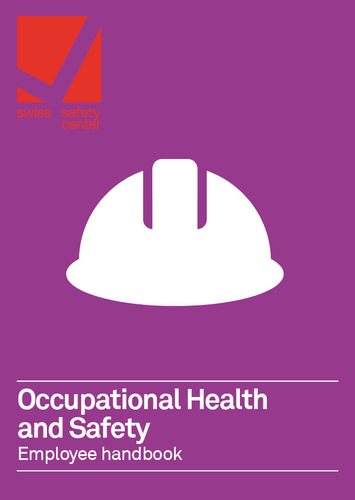 Occupational Health and Safety - Employee handbook (English)